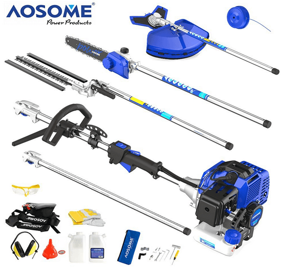 aosome-trimmer-petrol-pruner-review